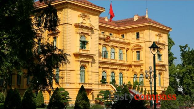 Presidential Palace, Ba Dinh Square, Hanoi