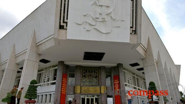 Ho Chi Minh Museum, Ba Dinh Square, Hanoi