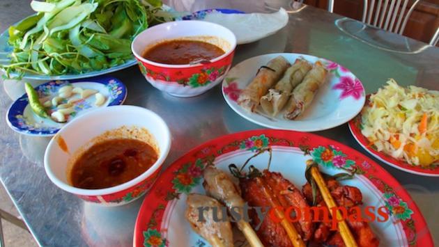 Ba Le Well restaurant