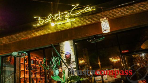 Balthazar Wine Bar, Siem Reap