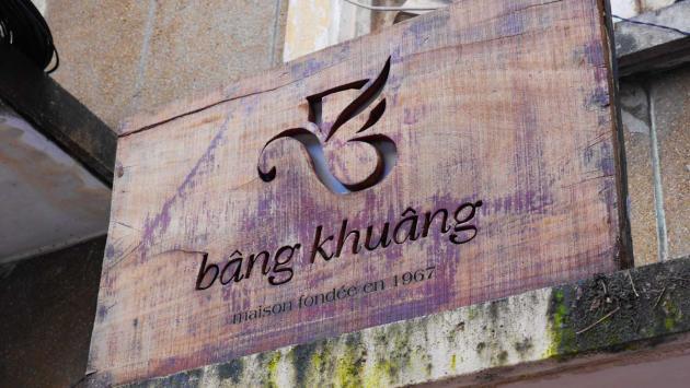 Bang Khuang Cafe, Saigon