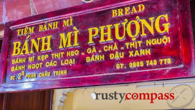Banh My Phuong, Hoi An