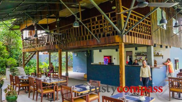 Banlle Vegetarian Restaurant, Siem Reap