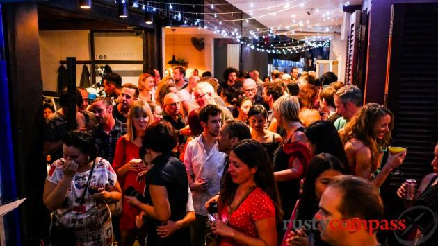 Laneway Party, Bassac Lane