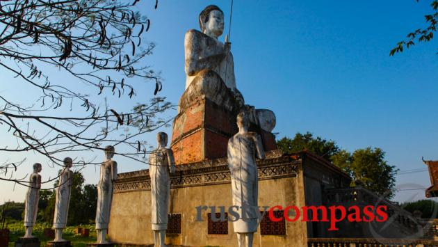 Wat Ek, Battambang