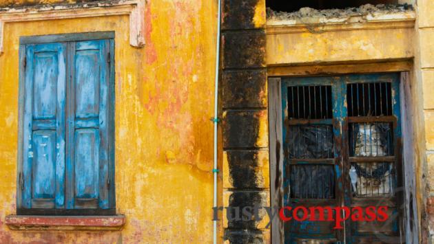 Battambang's colonial architecture