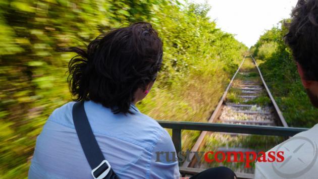 Bamboo Train, Battambang