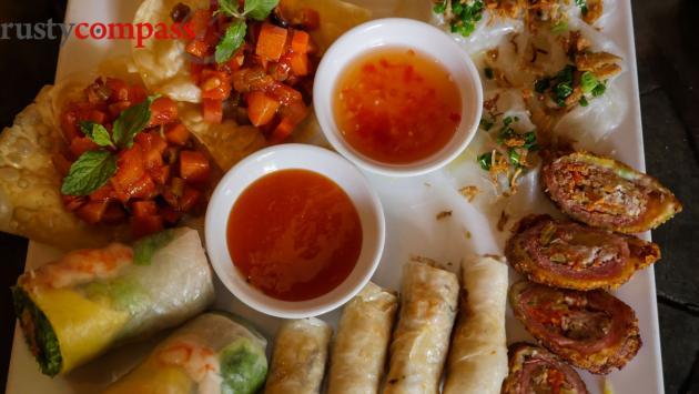 Bazar cafe, Hoi An