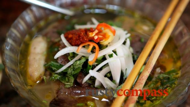 Bun Bo Hue, Ben Thanh Market