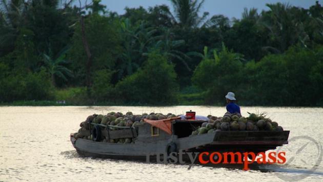 Along the Mekong, Ben Tre