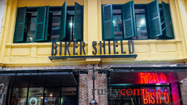 Biker Shield, Saigon