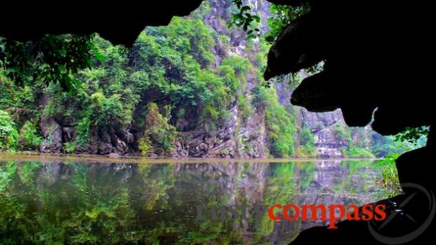 Caves are longer on the Trang An trip.