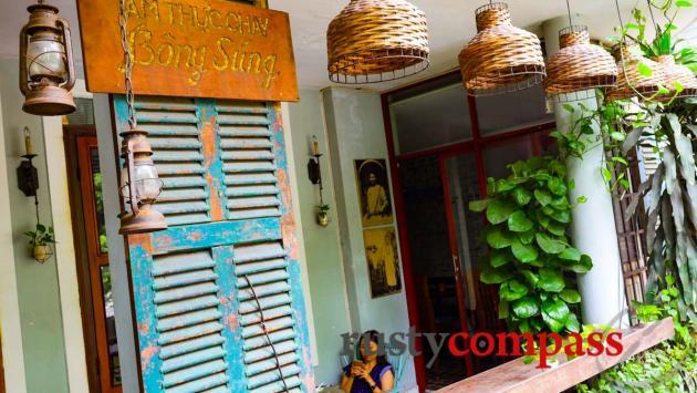 Bong Sung Vegetarian Restaurant, Saigon