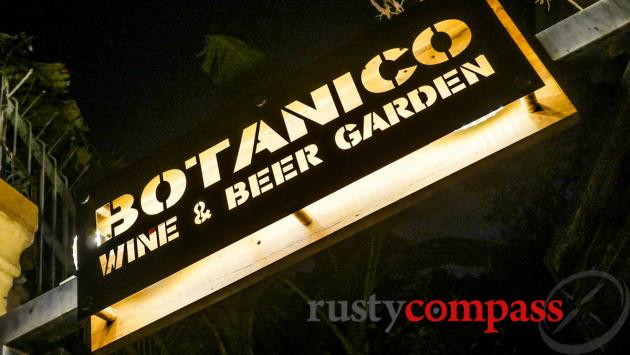 Botanico Wine and Beer Garden, Phnom Penh