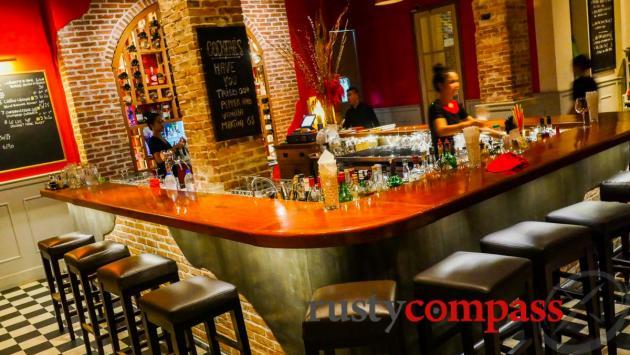 Bouchon Wine Bar and Restaurant, Phnom Penh