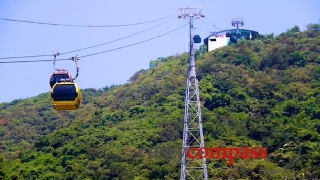 Vung Tau cable car