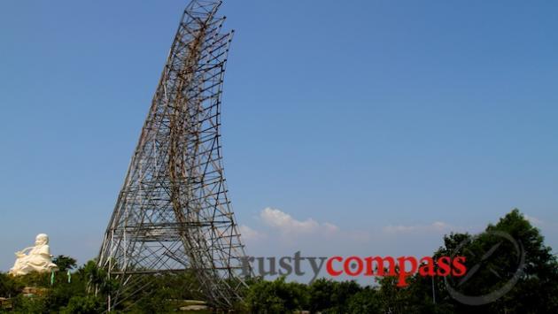 Australian built radar, Radar Hill, Vung Tau