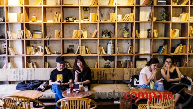 Cafe Den Da, Danang
