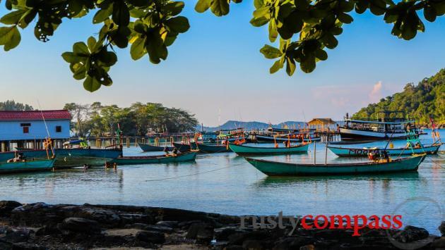 Koh Rong Samloen, off Sihanoukville