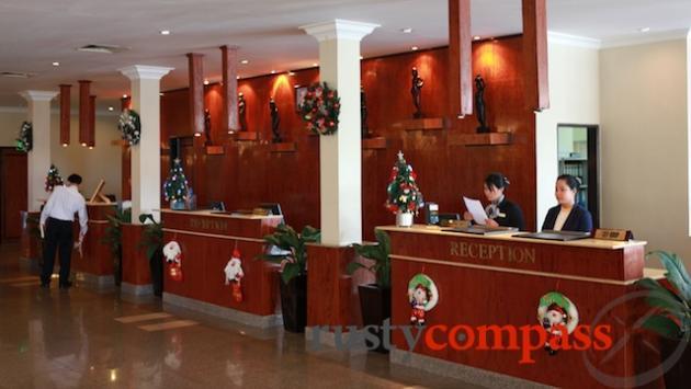 Cambodiana Hotel, Phnom Penh