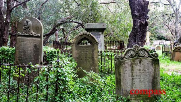 Camperdown Cemetery, Newtown