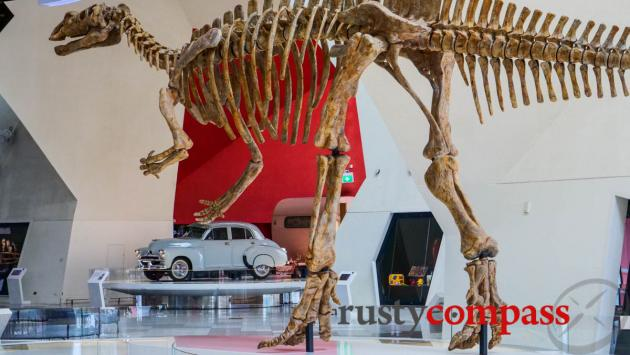 Canberra's galleries and museums make it a place to visit - National Museum
