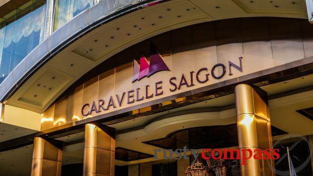 Caravelle Hotel, Saigon