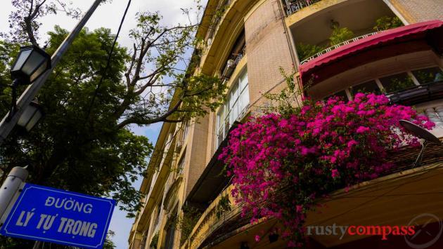 Catinat Building, Saigon