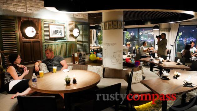 Cau Go restaurant, Hanoi