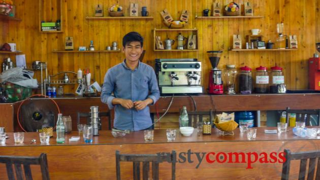 Cavalry Coffee, Hoi An