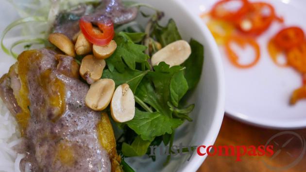Cha Ca Thang Long, Hanoi