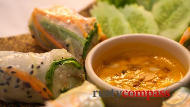 Chamkar restaurant
