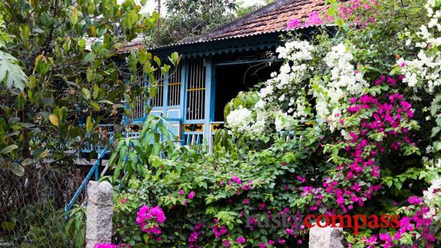 Khmer style house, Chau Giang