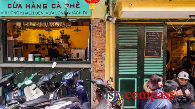 Cho Cafe, Hanoi