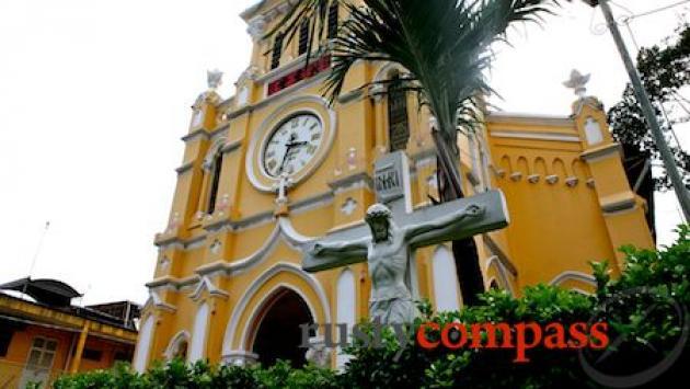 Cha Tam Church, Cholon