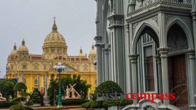 Phu Nhai Church, Nam Dinh