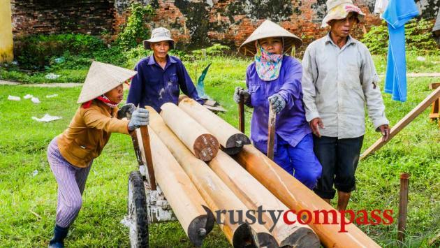 Building a shiny new citadel - minus history, Hue