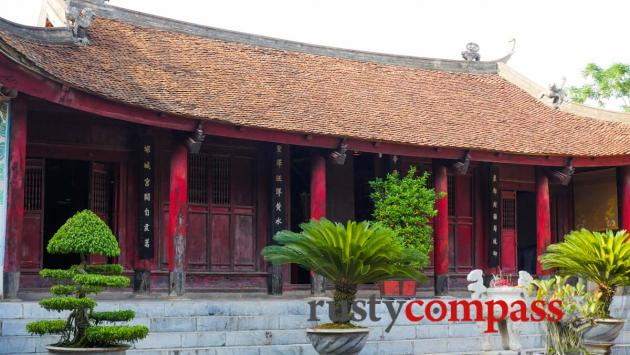 Co Loa Citadel complex