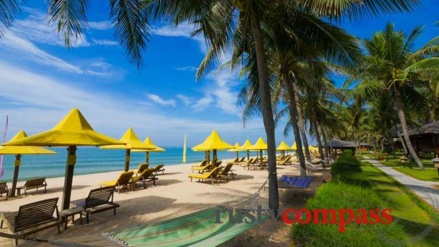 Coco Beach Resort, Mui Ne - Vietnam's first international resort