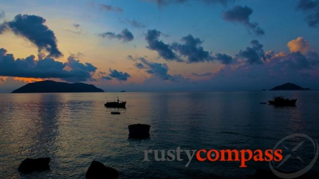 Sunrise on Con Dao Island