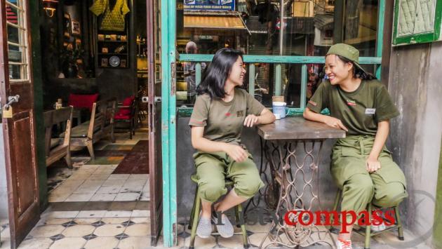 Cong Caphe, Hanoi