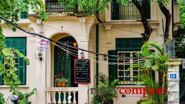 Cousins restaurant, West Lake, Hanoi