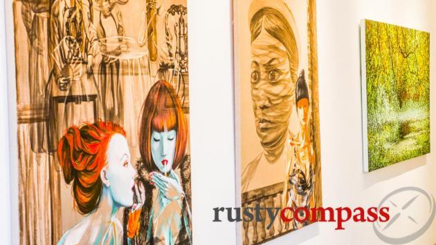 Craig Thomas Gallery, Saigon