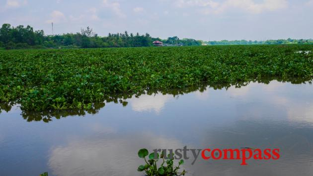 From the Saigon River to the Cu Chi Tunnels