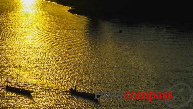 Cua Dai Bridge sunset, Hoi An