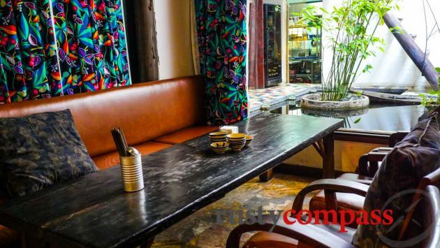 Cuc Gach restaurant, Saigon