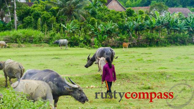 Rural life, Bong Lai Valley