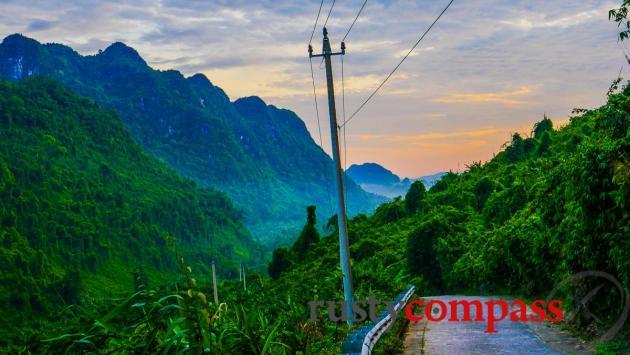 Cycling Phong Nha
