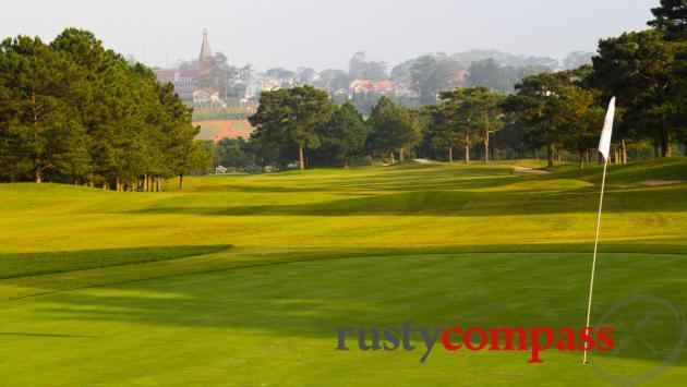 Dalat Golf Course