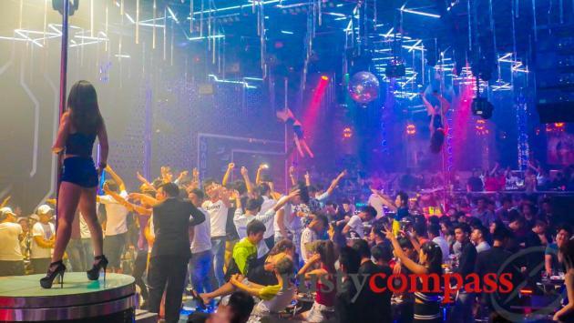 Danang's Phuong Dong nightclub